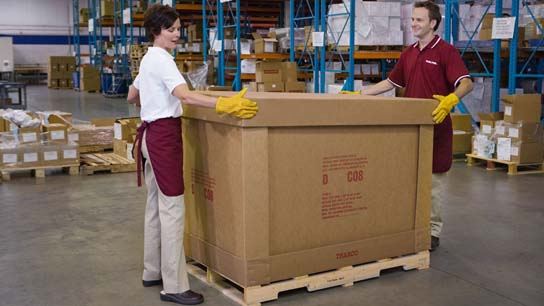 Shipping of specialty freight items