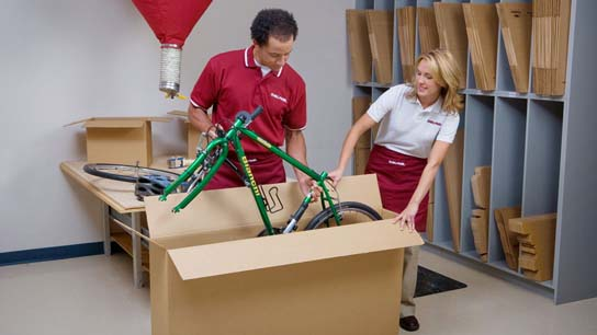 Ship your bike with Pak Mail in Waukesha, WI