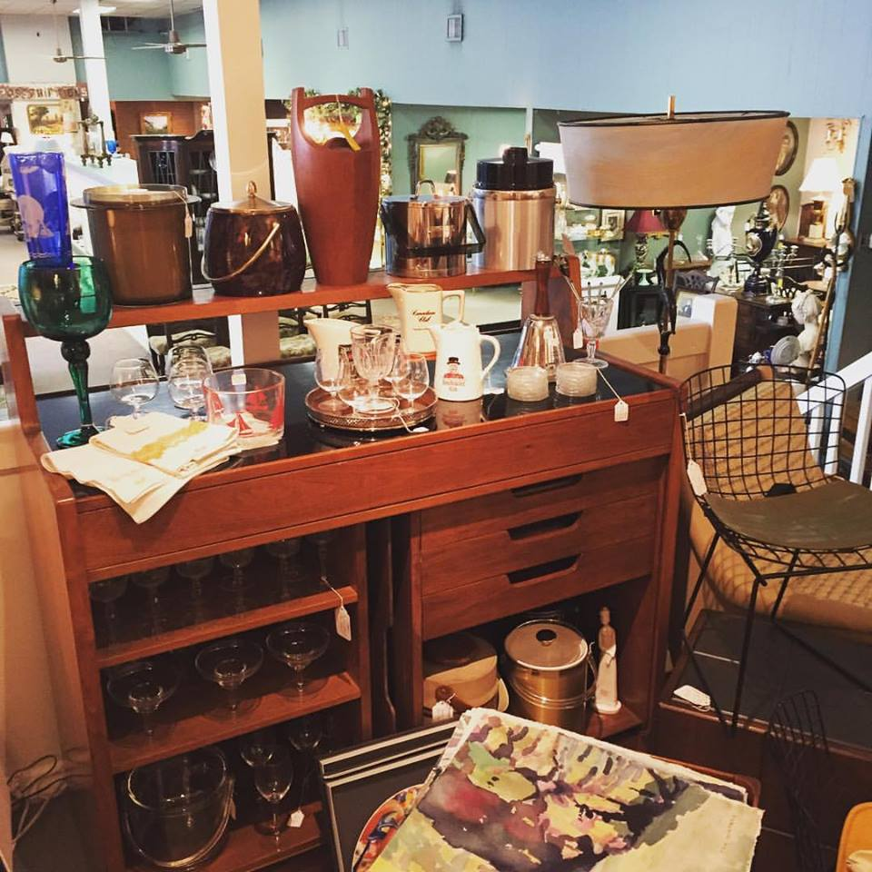 Antiques as our Featured Local Neighborhood Business and encourages locals  to buy from local businesses. - Specialty Longtime Antique Shop In Pittsburgh, PA PakMail
