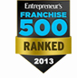 Top Ranked Franchise - Pak Mail