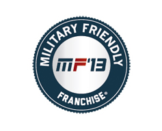 Military Friendly Shipping Franchise