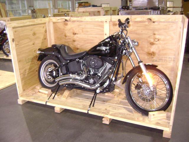 How to Ship a Motorcycle? | PakMail