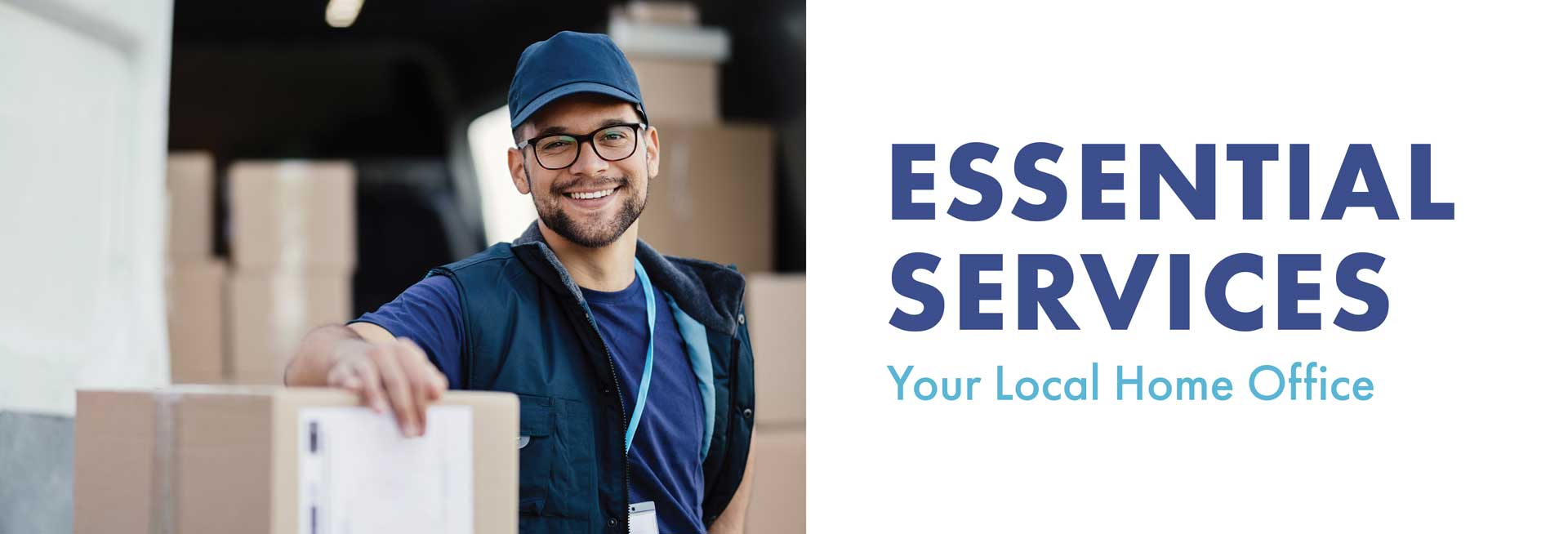 Essential Services - Your Local Home Office