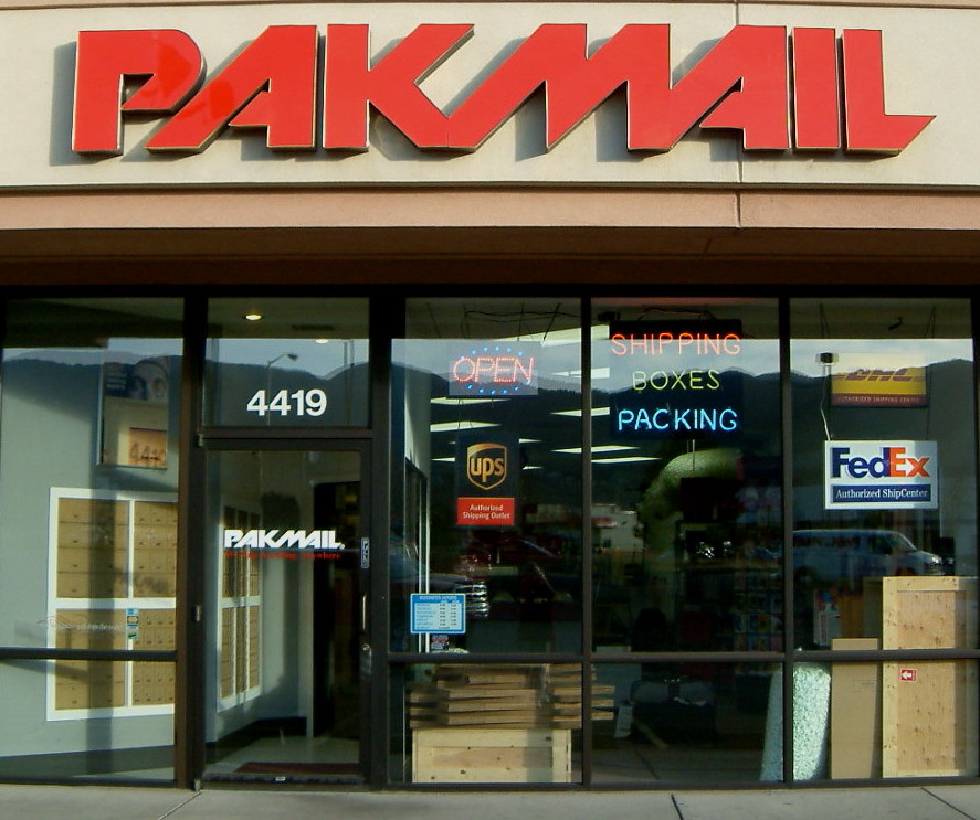 Pak Mail Colorado Springs North | Find Rates & Quotes | PakMail